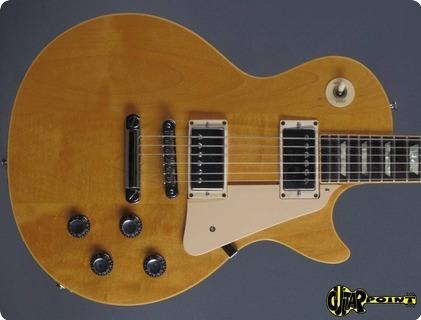 Gibson Les Paul  Standard 1977 Natural