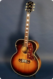 Gibson J 200 1954 Sunburst