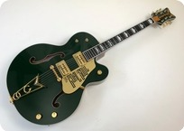 Gretsch G6136I Bono Irish Falcon 2015 Soul Green