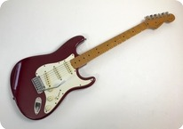 Fender Stratocaster Yngwie Malmsteen 1988 Candy Apple Red