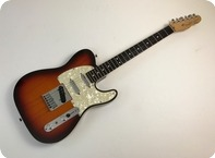 Fender Telecaster Plus 1997 Sunburst
