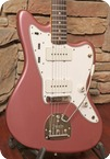 Fender Jazzmaster FEE0507 1965 Burgundy Mist