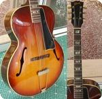 Gibson L 50 L50 1967 Sunburst