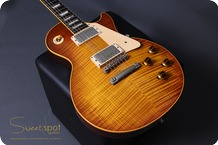 Gibson Custom Shop Les Paul Art Historic Murphy Painted 1994 Sunburst