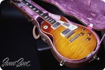Gibson Custom Shop Les Paul Standard 1958 Mark Knopfler VOS 2016 Cherry Sunburst