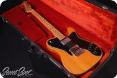 Fender Telecaster Custom 1975 Natural