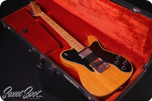 Fender Telecaster Custom 1975 Natural
