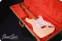 Fender Stratocaster Dan Smith Era 1982 Vintage White