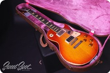 Gibson Custom Shop Slash Les Paul First Standard Historic Reissue 1958 2017 Sunburst