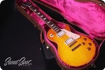Gibson Les Paul Standard 1958 Historic Reissue 2012 Lemonburst