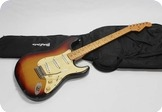 Greco Strat SE 500 Super Sound 1978 Sunburst