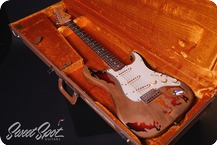 Fender Custom Shop Rory Gallagher Stratocaster Relic 2005 3 Tone Sunburst