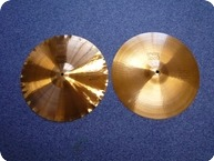 Paiste 2002 Sound Edge Hi Hat 1981