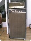 Selmer-Selmer Goliath Truvoice-Black Tolex / Crocodile