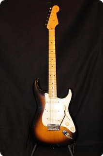 Fender Stratocaster 2007 Sunburst
