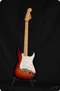Ginza Stratocaster Sunburst