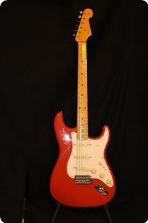 Fender Stratocaster 2011 Red