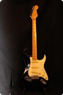 Fender Stratocaster 1986 Black