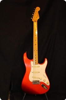 Tokai Springy Sound Strat Candy Apple Red
