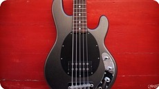 Music Man Ernie Ball Music Man SUB 5 Bass 2004 Black And Grey