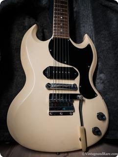 Gibson Sg Jr 1965 White