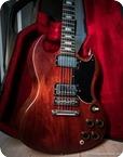 Gibson SG Standard 1974 Cherry