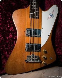 Gibson Thunderbird Bicentennial Bass 1976