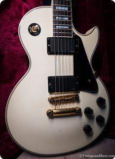 Gibson Les Paul Custom 1999 White