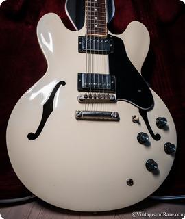 Gibson Es 333 2003 White