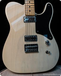 Fender Cabronita Made In Mexico See Thru Blonde