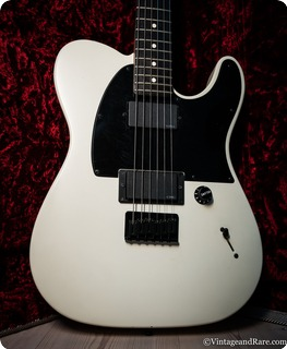 Fender Telecaster Jim Root Signature White