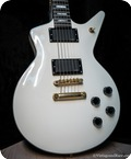 Dean Guitars Cadillac White