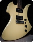 Bc Rich Mockingbird White