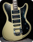 Schecter Ultra III Diamond Series Cream