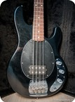 Earnie Ball Music Man Sting Ray Black