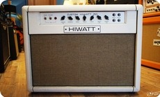 Hiwatt-Hiwatt Custom 50 SA112 Combo 2007-2007-White Tolex