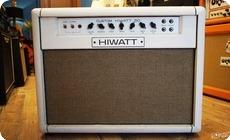 Hiwatt Hiwatt Custom 50 SA112 Combo 2007 2007 White Tolex