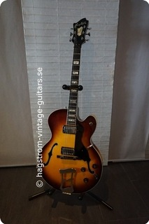 Hagstrom Jimmy 1979 Brownburst