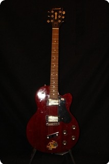 Dearmond By Guild M 70 Wine Red