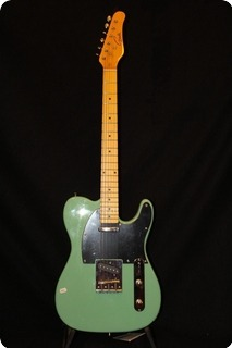 Gould Tele 2018 Surf Green