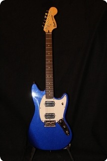 Squire Mustang 2018 Blue