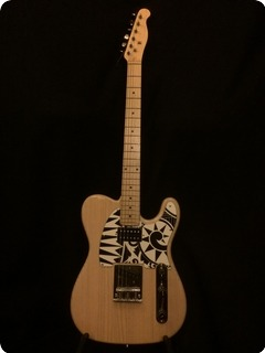 Harley Benton Parts Guitar Tele Natural