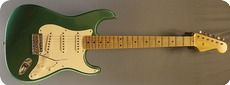Fender Custom Shop Stratocaster 2011 Sherwood Green