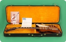 Gibson Firebird VII Carlos Santana 1964 Sunburst