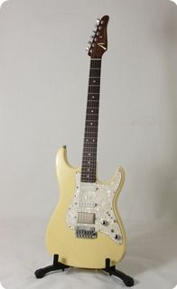 Tom Anderson Classic S Mellow Yellow Mellow Yellow