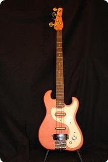 Danelectro Parts Guitar Pink
