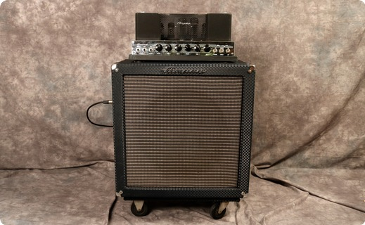 Ampeg B15 Nf 1965 Blue Checked Tolex