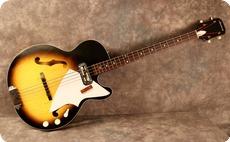 Harmony H22 1962 Sunburst
