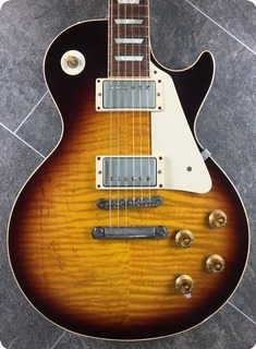 Gibson Custom Shop 1959 Reissue R9 2011 Tobacco Burst