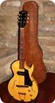 Gibson ES 140 TDN GIE1023 1958 Blonde